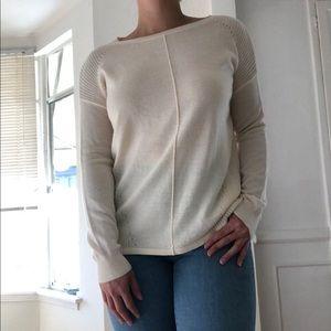 Off-White Cream Long Sleeve